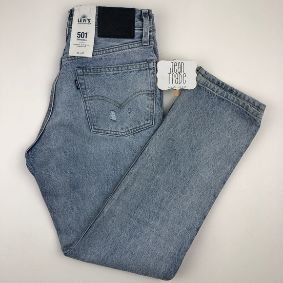 Levi's Denim - NWT LEvi's Made & Crafted 501 Straight Leg Jean